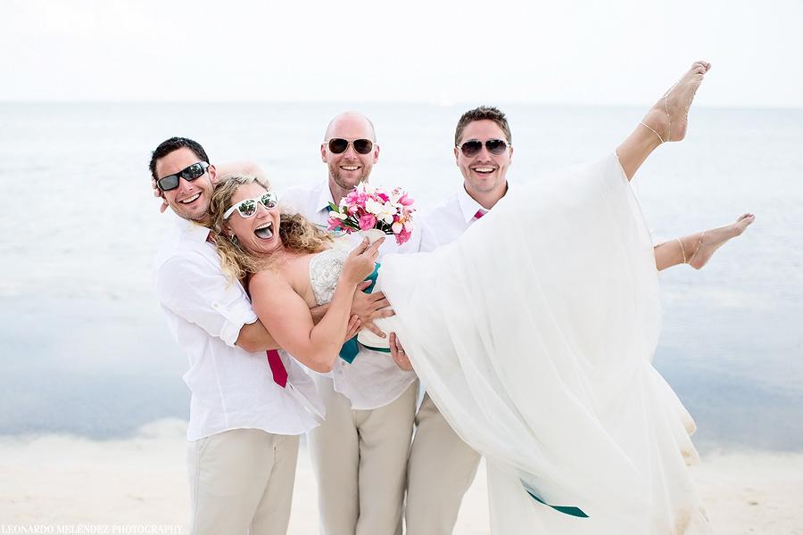 Belize wedding, Captain Morgan's Retreat.  Belize wedding photography, Leonardo Melendez Photography.