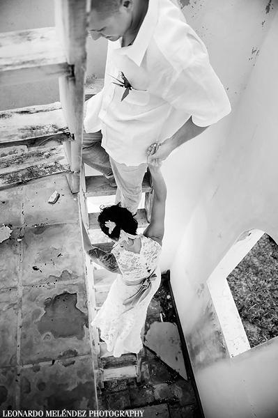 Belize wedding photographer, Leonardo Melendez.