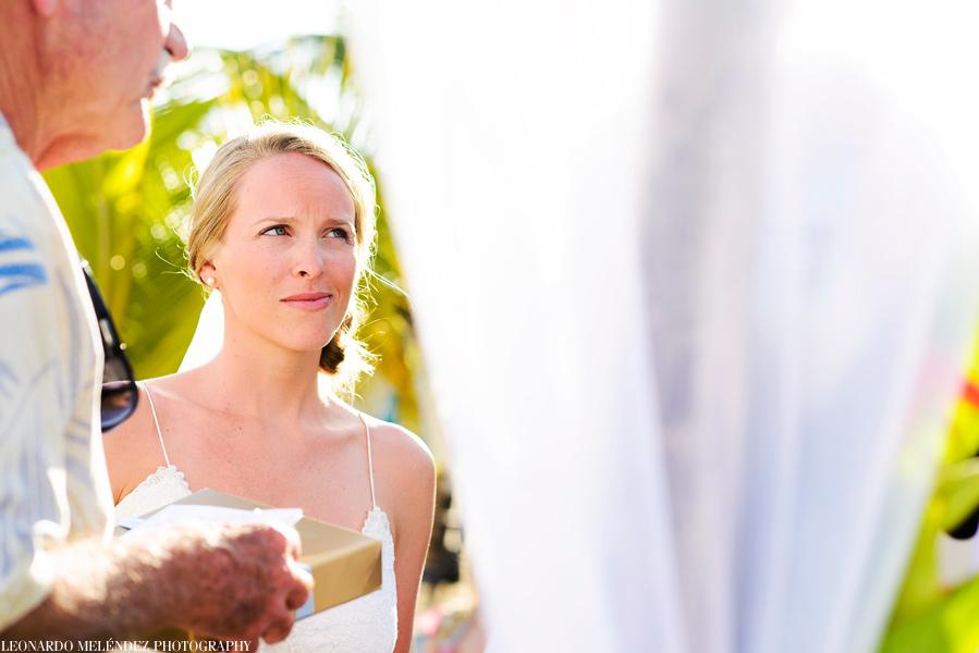 Belize wedding at Las Terrazas Resort, Ambergris Caye.