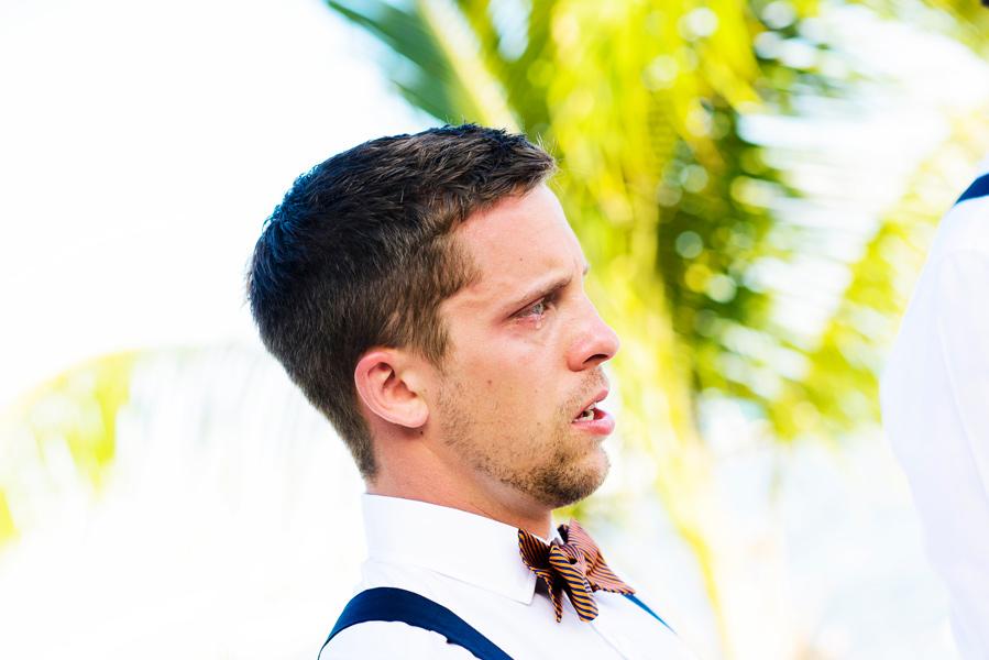 Belize wedding photography at Las Terrazas Resort.