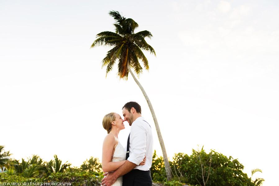 Belize beach wedding, Ambergris Caye.  Belize wedding photography by Leonardo Melendez Photography.