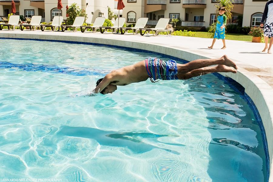 Grand Caribe Resort, Ambergris Caye.