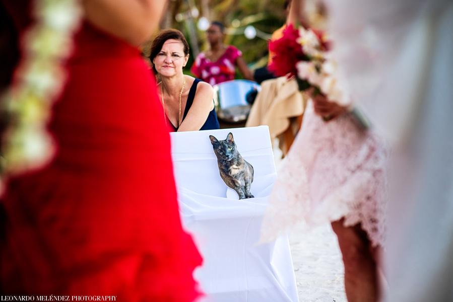 Belize wedding photographers - Victoria House wedding