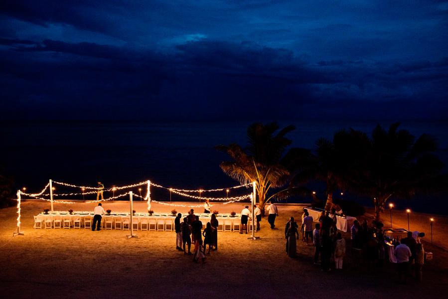 Belize Grand Caribe wedding. Photo by Leonardo Melendez Photography.