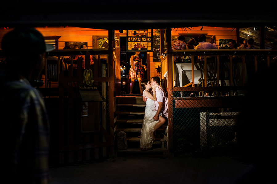 Caye Caulker Belize Wedding photographer