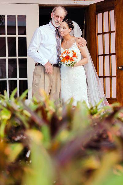 Caribe Island Belize wedding photographs by Leonardo Melendez Photography.